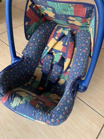 Fotelik krzesełko samochodowe nosidełko