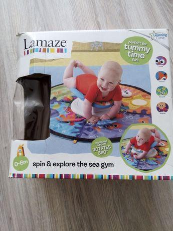 Mata dziecięca firmy Lamaze