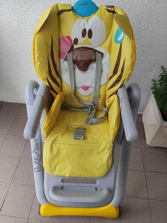 Cadeira Polly2Start - 4 rodas - Chicco