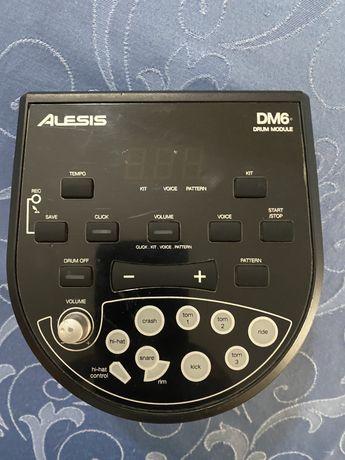 Modulo de bateria ALESIS DM 6