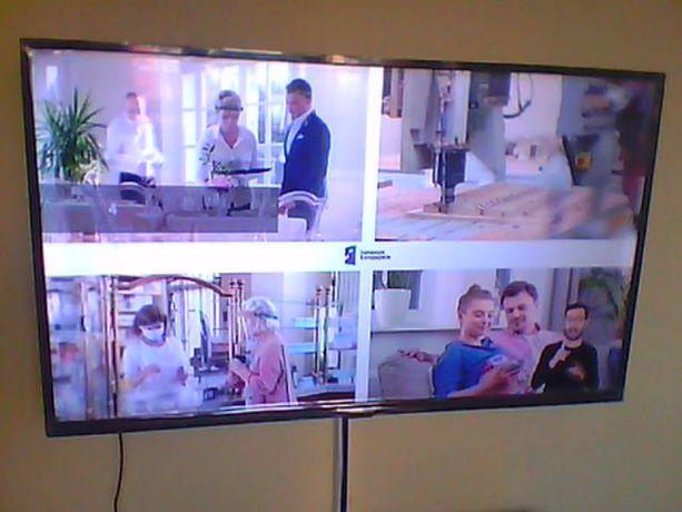Sprzedam -Telewizor -THOMSON- SMART TV-43 Cale -ULTRA HD 4K-OKAZJ