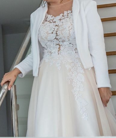 Suknia Ślubna Estera model Aurelia