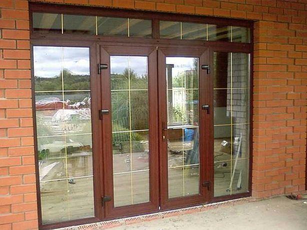 Пластиковые двери окна жалюзи балконы лоджии Ворошиловский р-н