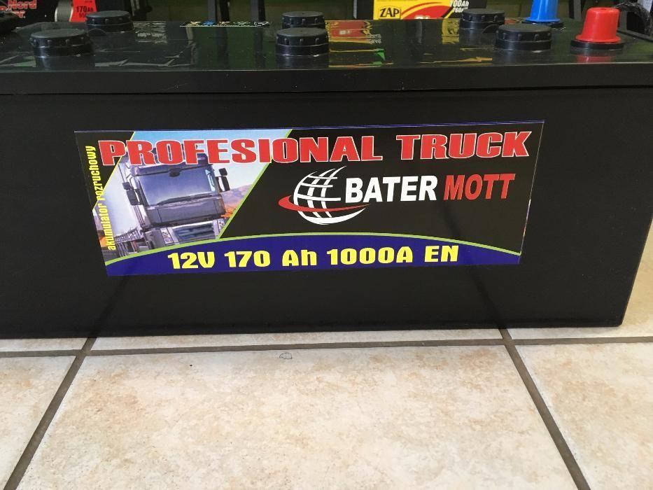 Akumulator BATERMOTT 170Ah 1000A dla rolnictwa!!! Najniższa cena!!! Krapkowice - image 1