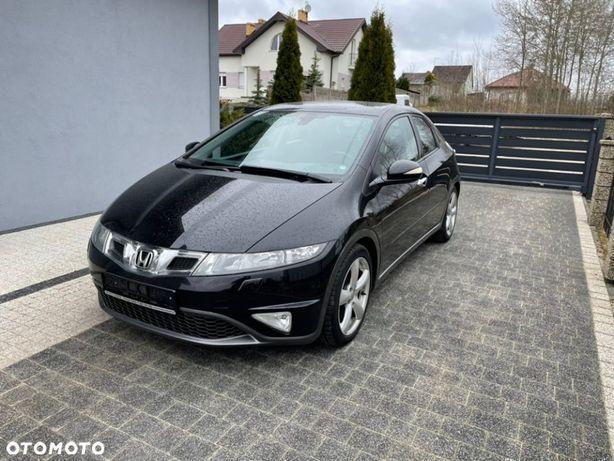 Honda Civic LIFT 1.8 Benzyna 140KM SPORT Klimatronik Alu PDC!!