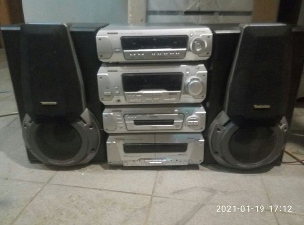 продам музыкальный центр Technics SA-EH760