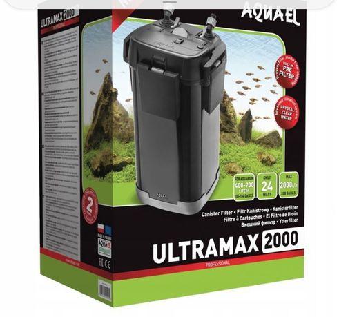 Aquael ultramax 2000 filtr