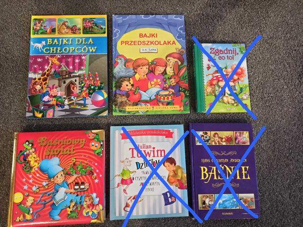 Książki dla dzieci, pięknie ilustrowane