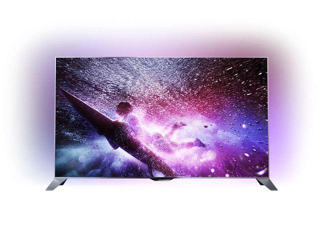 Telewizor 48 cali Philips 8109/12 używany super stan tv premium ambi