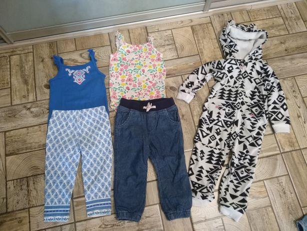 Одяг для дівчинки 1.5-2 роки