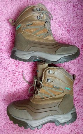 Теплые зимние ботинки hi-tec 200-thermo-dri waterproof insulated