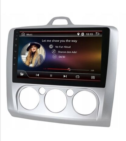 Nowe radio samochodowe android Ford Focus mk2 Gps WiFi