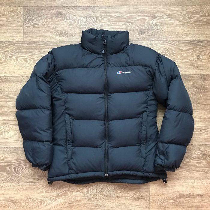 Зимняя Куртка курточка berghaus north face face пуховик Ахтырка - изображение 1