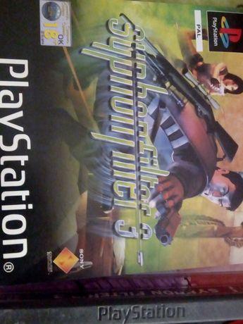 Suphonfilter jogo play 1