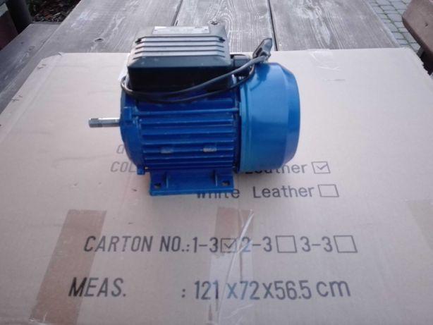 Silnik elektryczny 0,75 KW   230V