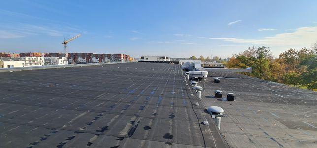 Dachy płaskie, tarasy i balkony. Hydroizolacja tpo pvc epdm resitrix