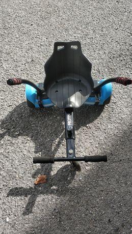 Hoverboard + Hoverkart