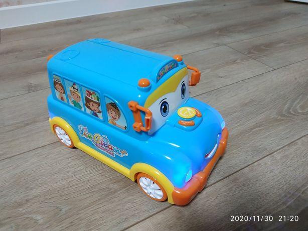 Машинка с мороженным