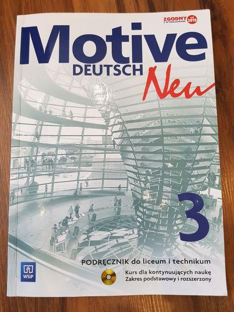 Podręcznik do niemieckiego Motive Deutsch Neu 3