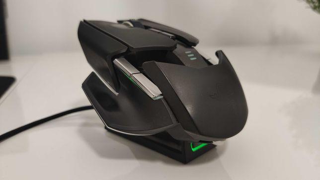 Rato Gaming Mouse Razer Ouroboros Ambidestro