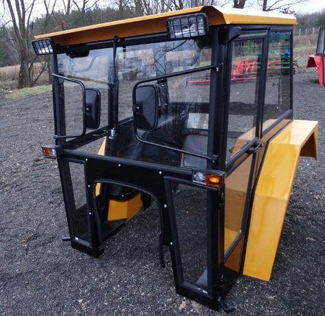 kabina do traktora ciągnika MF MTZ ursus 330 360 t-25 nówka