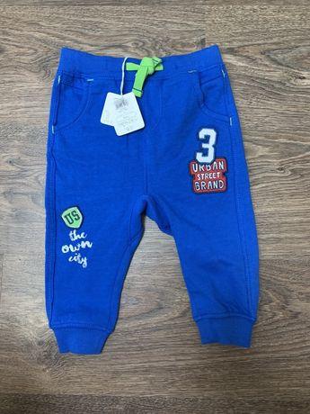 Смортивные штаны для мальчика