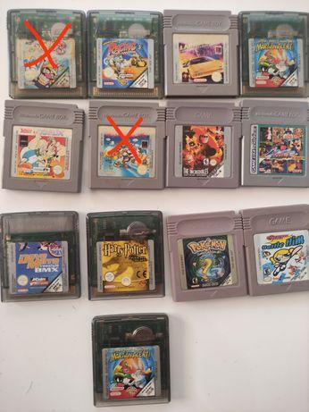 Jogos Game Boy Colour