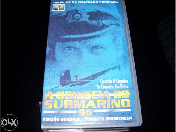 VHS - A odisseia do submarino 96