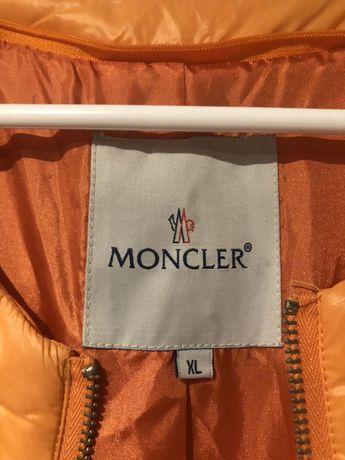 Женская куртка Moncler (оригинал)осень-весна