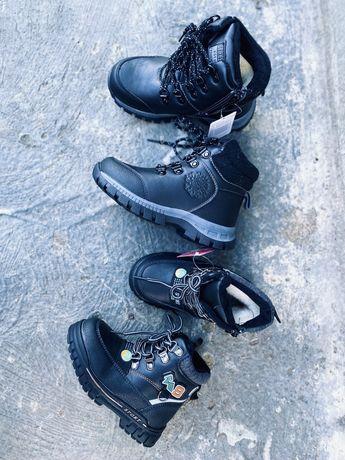 Черевики черевички зима чоботи луноходи уги