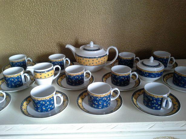 Serviço de Chá Vista Alegre, Quinta Nova, 12 pessoas completo