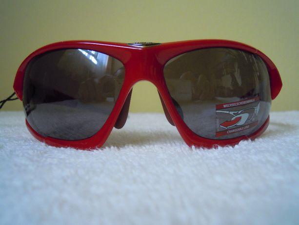 okulary kolarskie sportowe Uvex