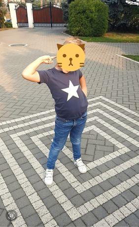 T-shirt 122 gwiazda
