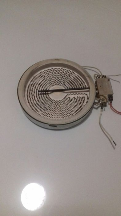 Pole grzewcze grzałka płyty ceramicznej 1200W Chełmno - image 1