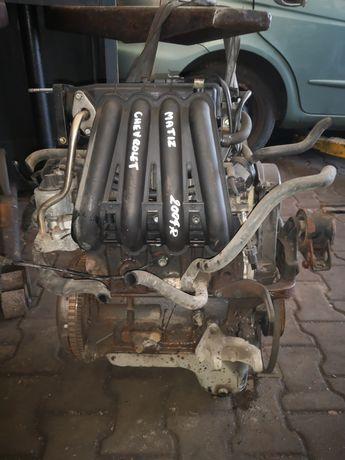Silnik Chevrolet matiz II 1.0 b10s1
