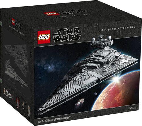Lego 75252 Star Wars Gwiezdny Niszczyciel IMPERIALNY