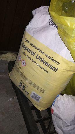 tynk cementowo wapienny Caparol universal