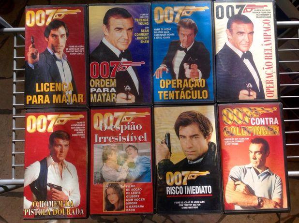 Filmes vhs 007
