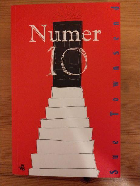 Numer 10 - Sue Townsend wyd. W.A.B