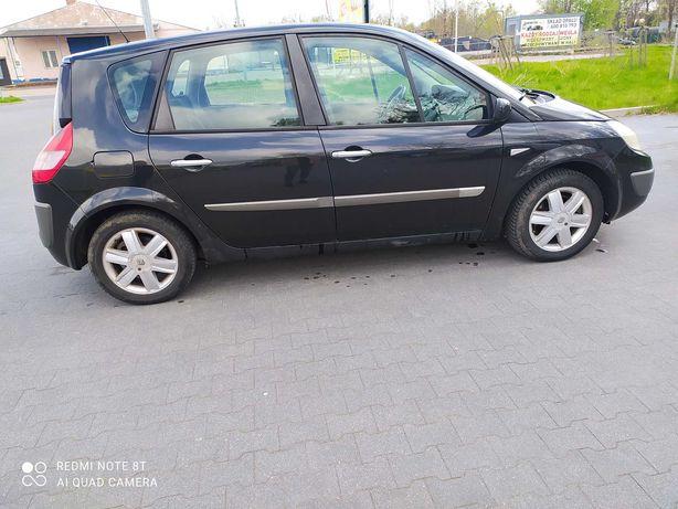 Renault Megane Scenic II