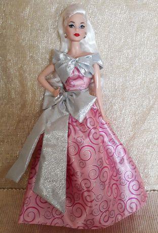 sukienka dla lalki barbie Pink Reflections kolekcjonerska