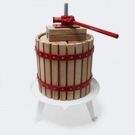 prensa uvas 18 litros-NOVA