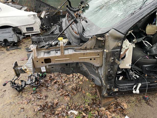 Jeep Cherokee KL Джип Черокі четверть лонжерон