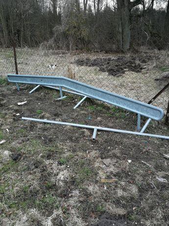 Grind rail do skateparku