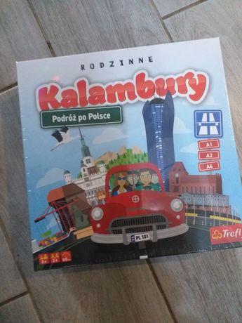 Nowa gra Kalambury Podroz po Polsce