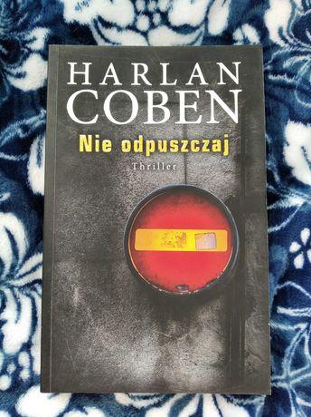 """""""Nie odpuszczaj"""" Harlan Coben"""