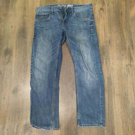 Spodnie dżinsowe męskie C&A 34/30
