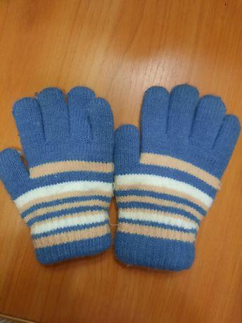 Варежки, перчатки зима...