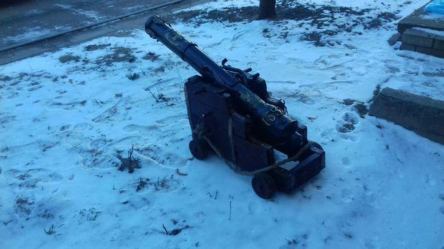 Пушка корабельная,казацкая гармата