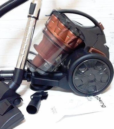 Вакуумный пылесос Blumberg DM 1602 3500ват Идеальна уборка
